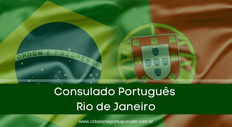consulado portugues rio de janeiro