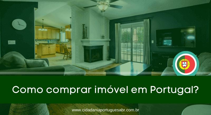imóvel em portugal